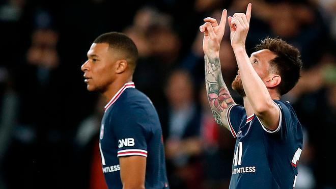 """Pochettino: """"Tuve un problema con Neymar y Mbappé por decir que Messi debía ganar el Balón de Oro"""""""