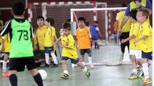 El deporte escolar arrancará en Barcelona con una nueva iniciativa