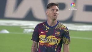 Nuevo peinado de Leo Messi