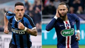 Setién, sobre la llegada de Neymar y Lautaro: No está claro