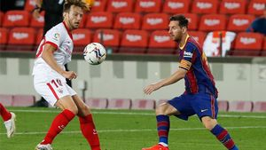 Una victoria del Sevilla aseguraría virtualmente su pase a los octavos de final
