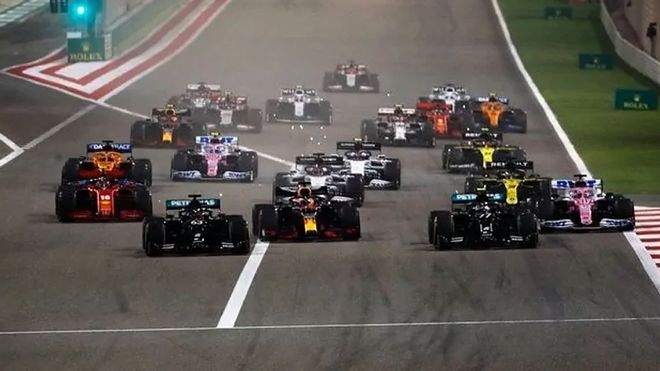 En directo, la pole del GP de Emilia Romagna