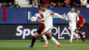 El resumen del partido entre Osasuna y Granada