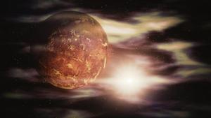 Venus nunca tuvo océanos