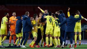 El villarreal se enfrentará al Manchester United en la final de la Europa League