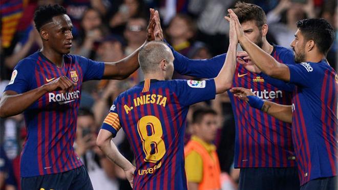 LALIGA FCB | FC Barcelona - Real Sociedad (1-0)