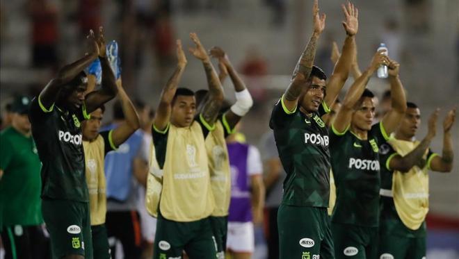 Atlético Nacional clasificó sin despeinarse