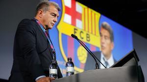 Laporta: El Barça volverá a ser querido