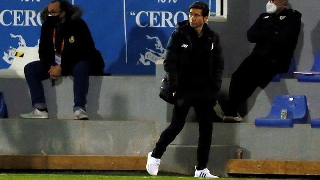 Marcelino García Toral, entrenador del Athletic