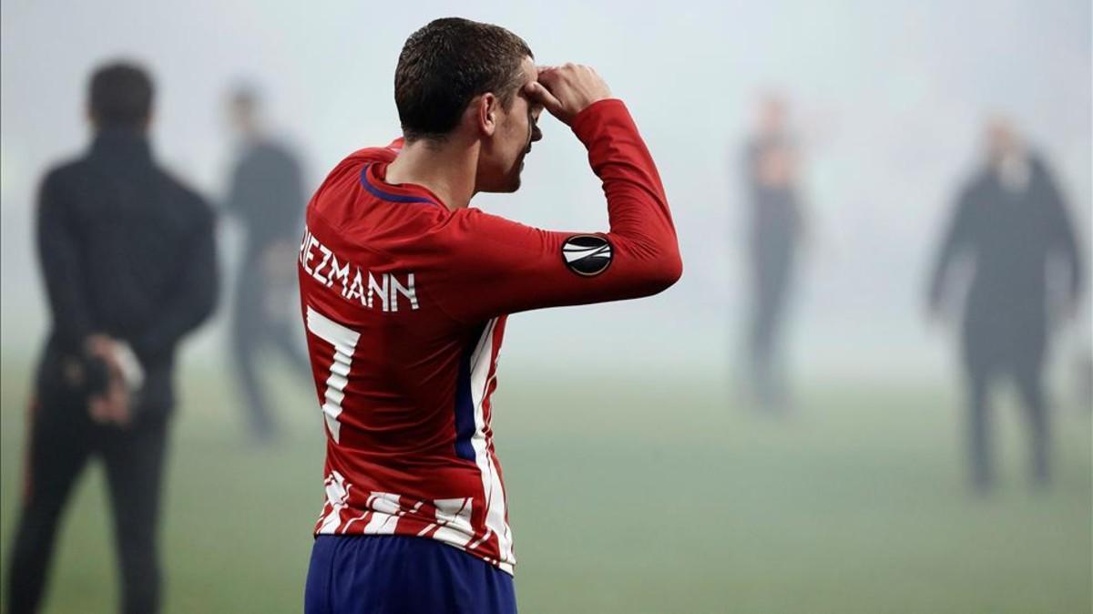 Griezmann debe decidir definitivamente dónde jugará la próxima temporada