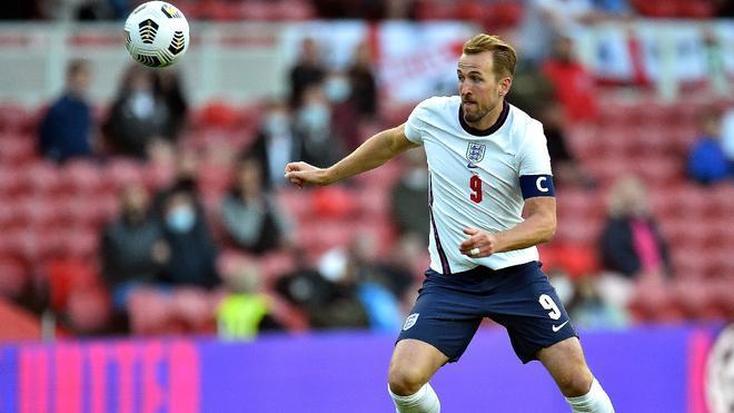 Kane, figura de los Three Lions para la Euro