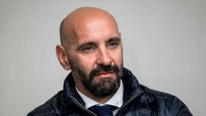 Ramón Rodríguez Monchi, director deportivo del Sevilla