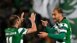 LACHAMPIONS | Sporting - Olympiacos (3-1)