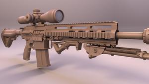 El ejército de tierra pronto dispondrá de nuevos rifles de precisión