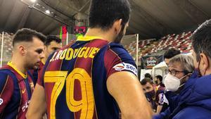 Edu Castro destacó el gran trabajo de sus jugadores