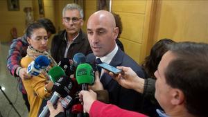 Rubiales reclama al CSD el pago de los compromisos económicos adquiridos