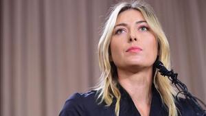 Maria Sharapova ha admitido que falló al no comprobar la lista de sustancias prohibidas