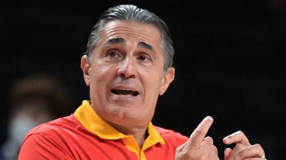 Sergio Scariolo: Estoy encantado con la reacción del equipo