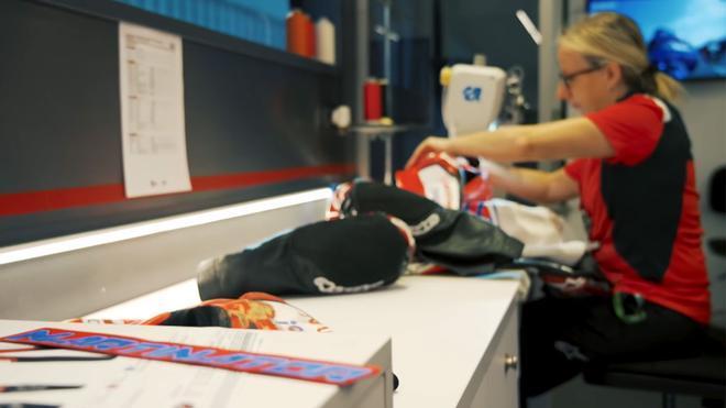Hoy se estrena la serie sobre los artesanos de MotoGP en DAZN