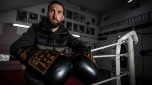 Sandor Martín sigue soñando con pelear por un Mundial