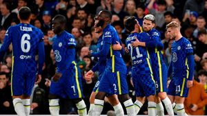 El resumen del partido entre el Chelsea y el Malmö