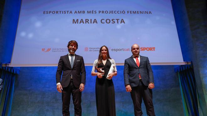 Maria Costa: Premio Proyección femenina