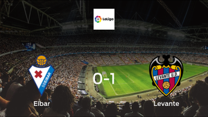 Points secure for Levante, following a hard fought win