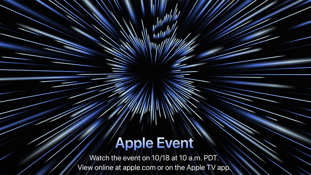 Apple Event 18 octubre