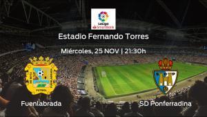 Previa del partido: el CF Fuenlabrada recibe a la SD Ponferradina