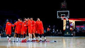 Un tercio de los jugadores de los JJOO ha jugado en la ACB