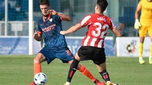 Sevilla y Athletic, dos partidos y una victoria para cada uno
