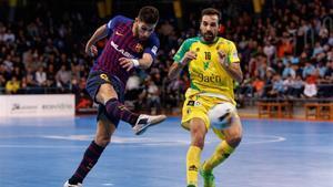 Adolofo puede alcanzar ante el Jaén su gol 100 con el FC Barcelona