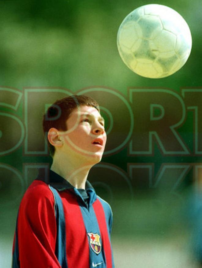3.Leo Messi