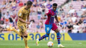 ¡Ansu Fati ha vuelto! Así fue su partido ante el Levante: talento, descaro, atrevimiento y golazo
