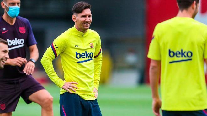 El FC Barcelona prepara el partido frente a un Villarreal intratable
