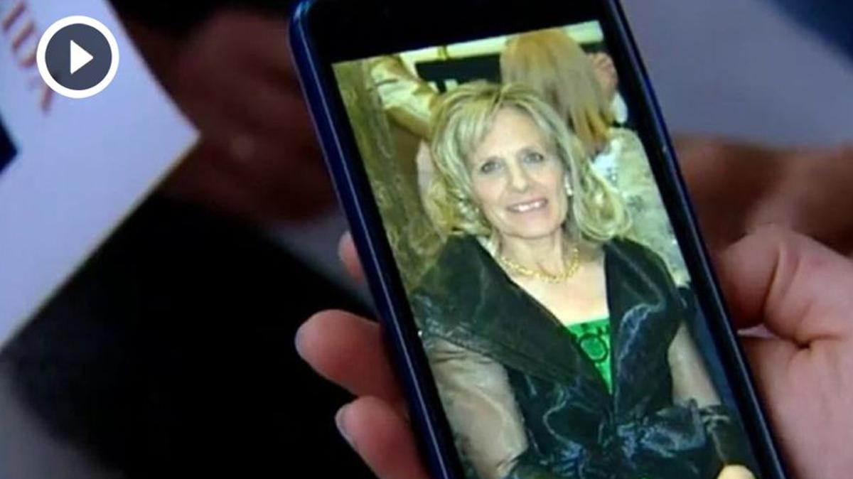Francisca Cadenas, la mujer desapareció en la puerta de su casa en Hornachos