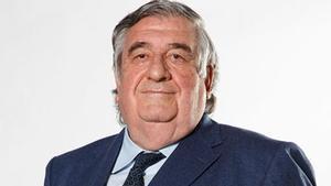 Pedro López Jiménez, vicepresidente del Real Madrid