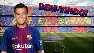 Coutinho ficha por el FC Barcelona