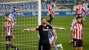 La Real y el Athletic firman las tablas tras la final de copa