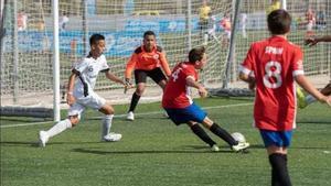 La Final Mundial de la Danone Nations Cup llega a Cornellà-El Prat