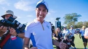 Carlota Ciganda estará en el torneo final del Ladies European Tour en Los Naranjos