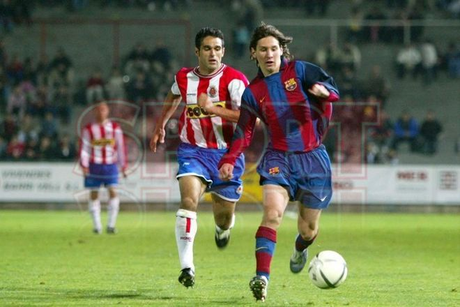 19.Leo Messi 2004-2005