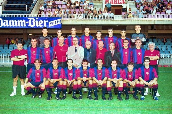 7.Víctor Valdés 2000-2001