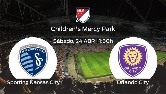 Previa del encuentro de la jornada 2: Sporting Kansas City - Orlando City