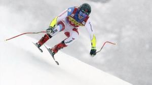 El suizo Mauro Caviezel, en acción