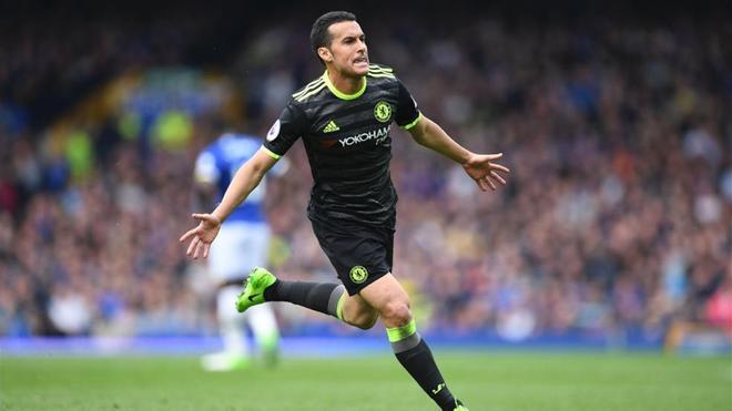 Pedro intenta triunfar en el Chelsea