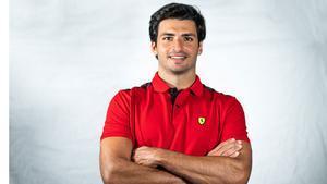 Carlos Sainz, listo para su debut con Ferrari, este miércoles