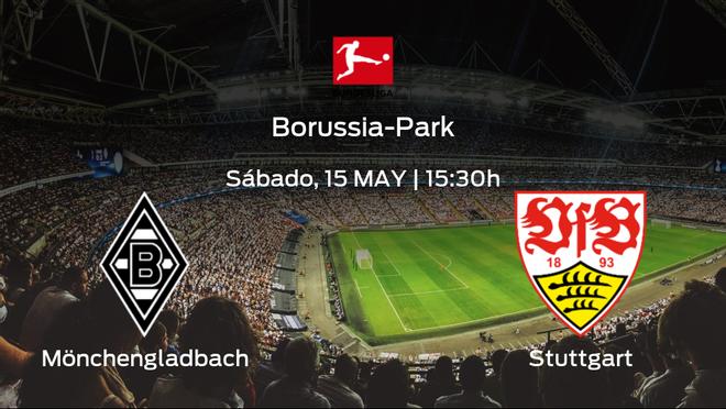 Previa del partido de la jornada 33: Borussia Mönchengladbach - Stuttgart