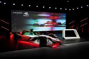 Audi ha presentado el E-TRON FE07