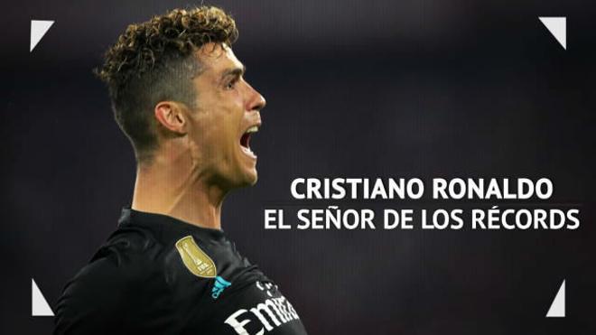Los récords de Cristiano Ronaldo en el Real Madrid